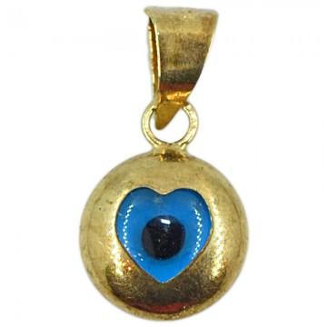 Μοτίφ Μάτι Σε Κίτρινο Χρυσό...