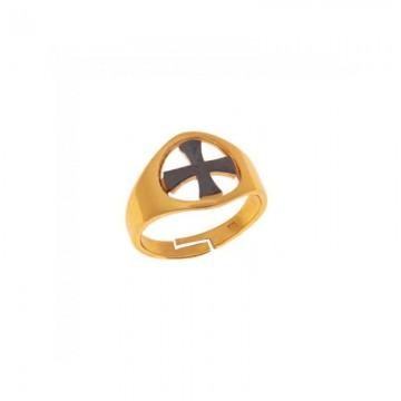 Επιχρυσωμένο Δαχτυλίδι...