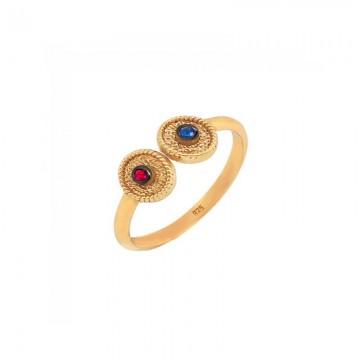 Βυζαντινό Δαχτυλίδι Με...