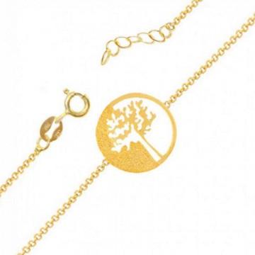 Βραχιόλι Δέντρο Ζωής Από...