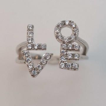 Ασημένιο Δαχτυλίδι KRS-1025